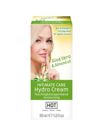 HOT INTIMATE CARE HYDRO CREMA 30 ML - Imagen 1