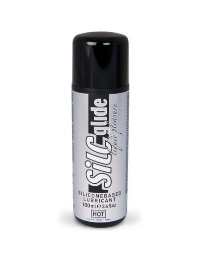 HOT SILC GLIDE LUBRICANTE BASE SILICONA 100 ML - Imagen 1